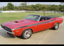 1971 DODGE CHALLENGER CONVERTIBLE HEMI RE-CREATION -  - 21174