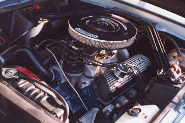 1967 SHELBY GT350 FASTBACK - Engine - 21183
