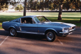1967 SHELBY GT350 FASTBACK -  - 21183