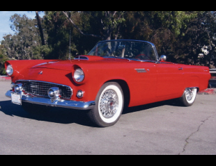 1955 FORD THUNDERBIRD CONVERTIBLE -  - 21189