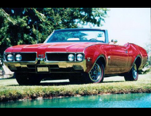 1969 OLDSMOBILE 442 W32 CONVERTIBLE -  - 21200