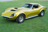 1969 CHEVROLET CORVETTE BALDWIN MOTION PHASE III GT COUP -  - 21208