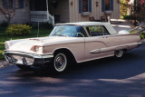 1959 FORD THUNDERBIRD CONVERTIBLE -  - 21210