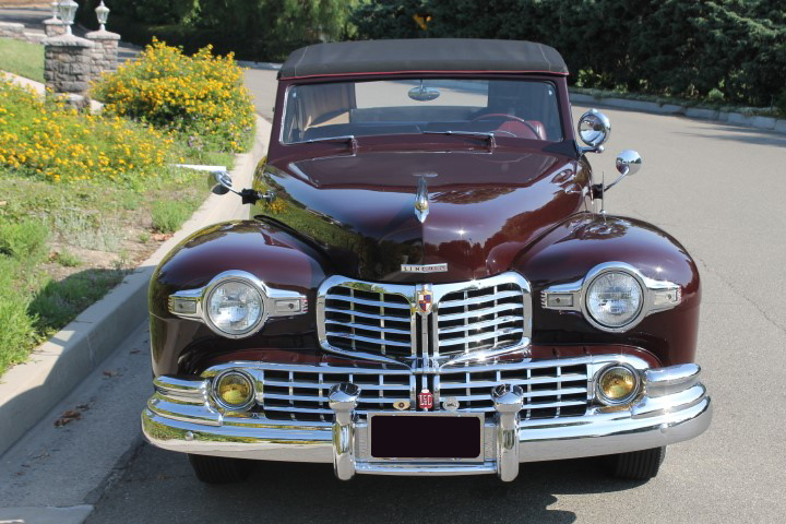 1947 LINCOLN CONTINENTAL CABRIOLET - Misc 3 - 212117
