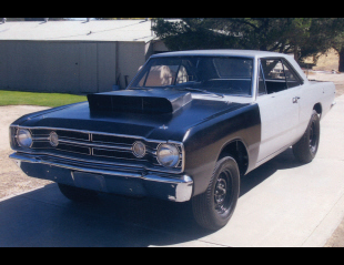 1968 DODGE HEMI DART 2 DOOR HARDTOP -  - 21216