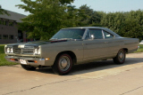 1969 PLYMOUTH HEMI ROAD RUNNER 2 DOOR HARDTOP -  - 21218