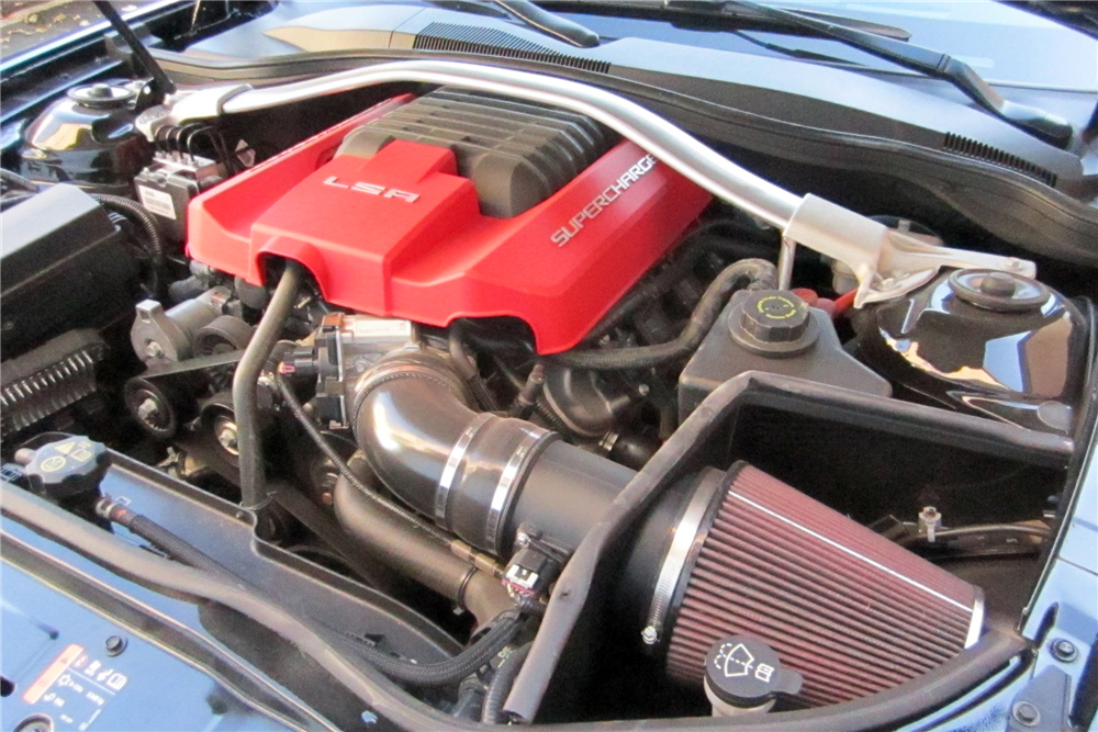 2012 CHEVROLET CAMARO ZL1 - Engine - 212322