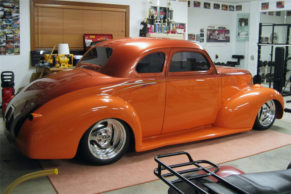 1939 Chevrolet Coupe Street Rod Predator 21236