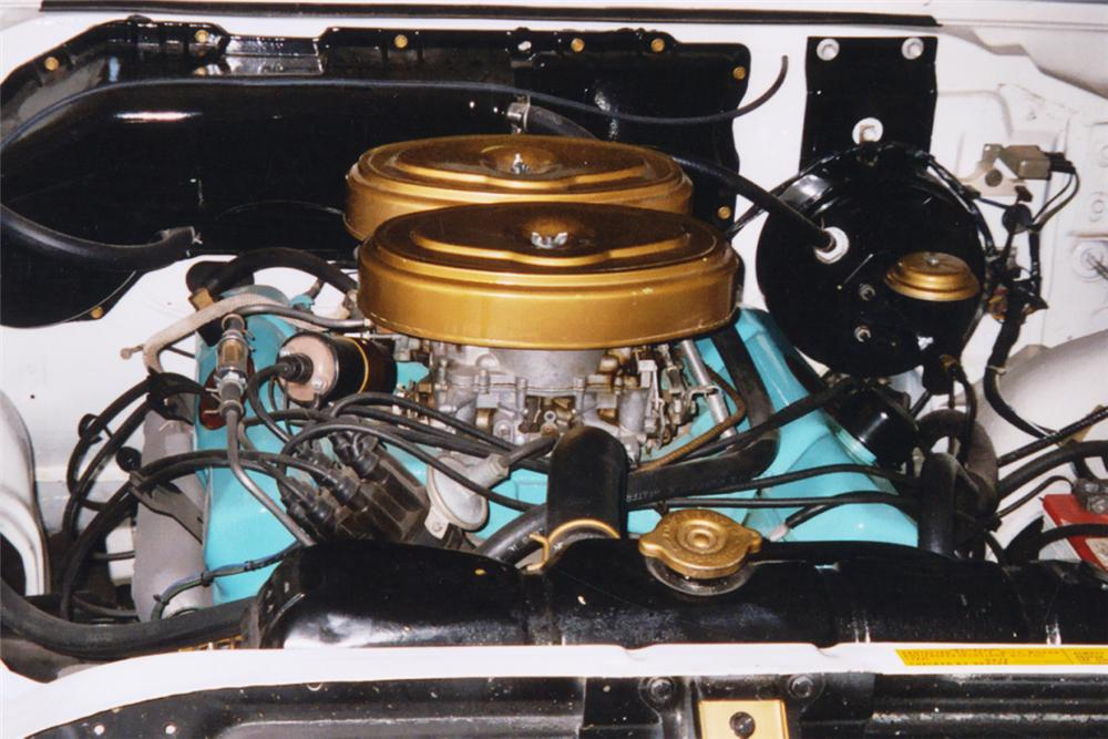 1962 CHRYSLER 300H CONVERTIBLE - Engine - 21244
