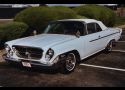 1962 CHRYSLER 300H CONVERTIBLE -  - 21244