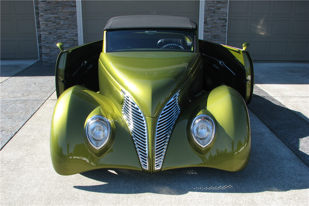 1939 FORD CUSTOM ROADSTER - Misc 1 - 212570