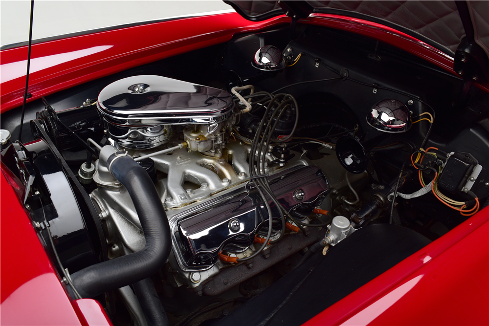 1954 PLYMOUTH BELMONT CONCEPT CAR - Engine - 212580