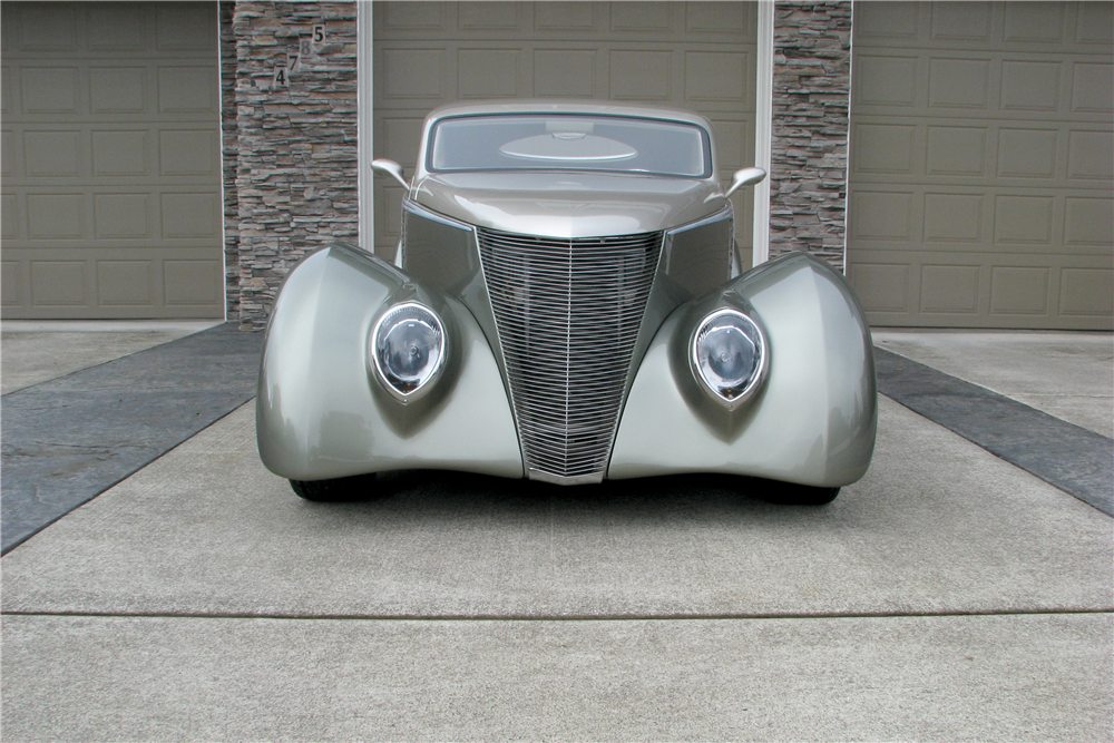 1937 FORD 5-WINDOW CUSTOM COUPE - Misc 1 - 212583