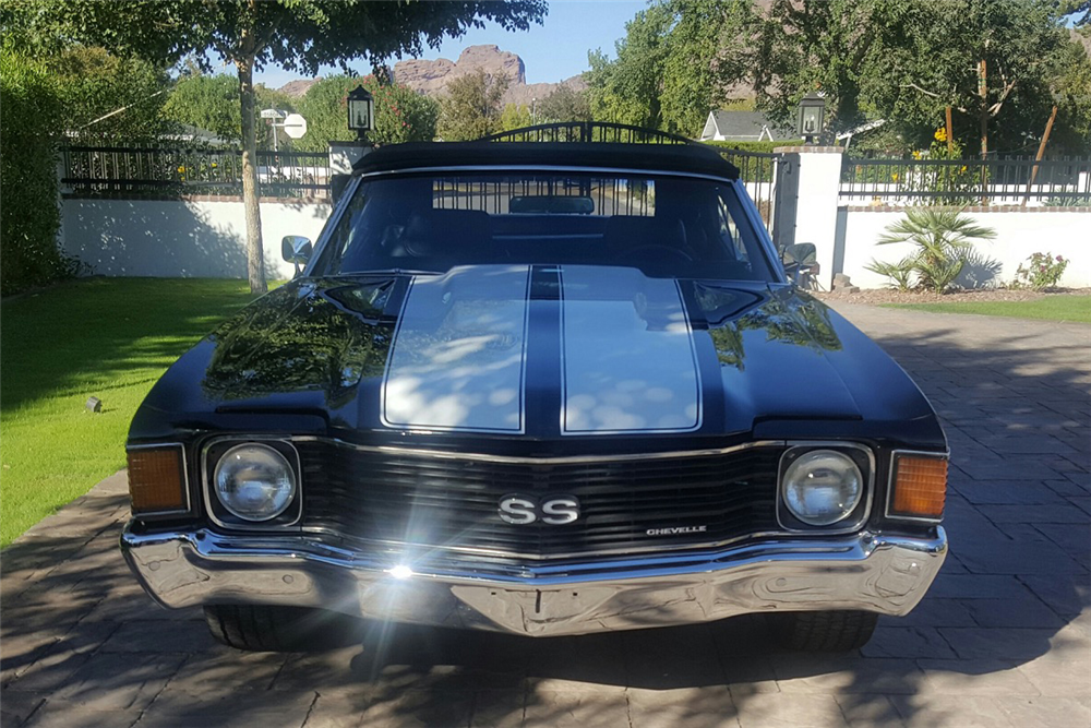 1972 CHEVROLET CHEVELLE SS 454 RE-CREATION CONVERTIBLE - Misc 1 - 212639