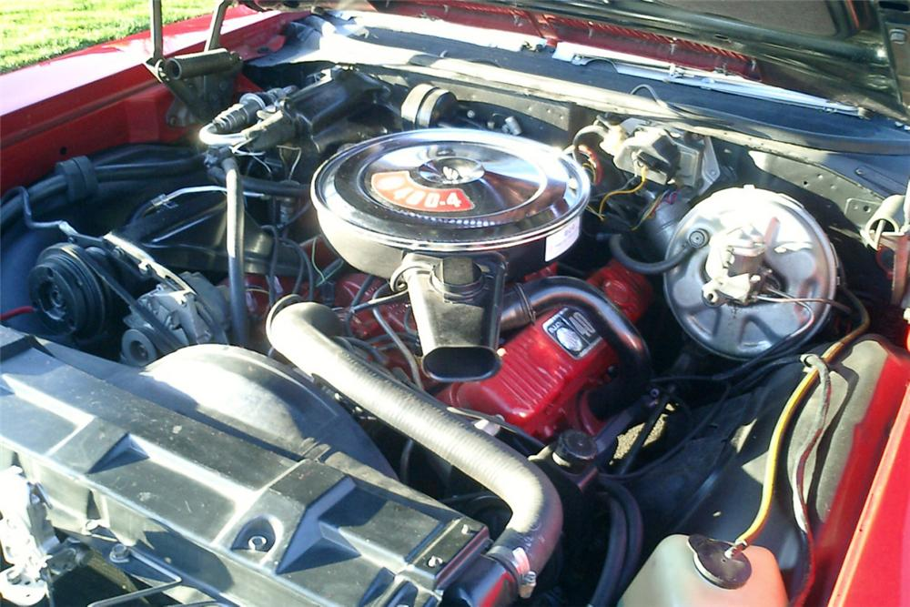 1968 BUICK GRAN SPORT 2 DOOR HARDTOP - Engine - 21264