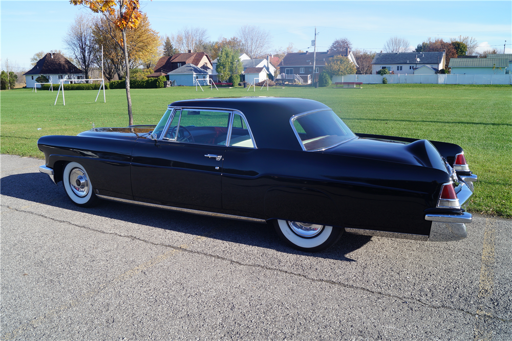 1956 LINCOLN CONTINENTAL MARK II - Rear 3/4 - 212711