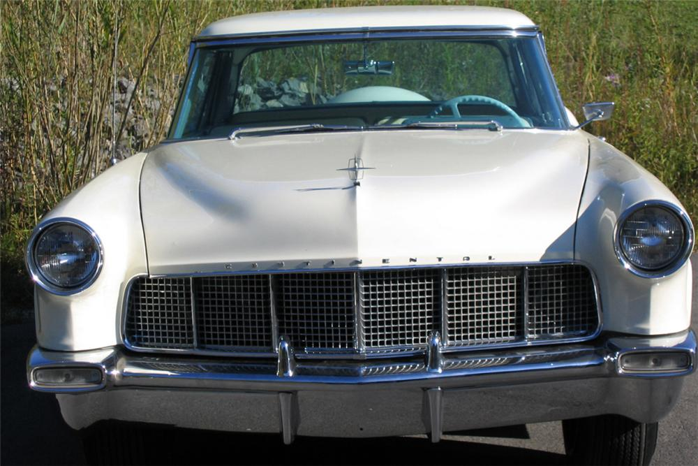 1957 LINCOLN CONTINENTAL MARK II 2 DOOR HARDTOP - Engine - 21276
