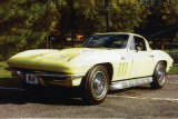 1966 CHEVROLET CORVETTE 427/425 COUPE -  - 21281