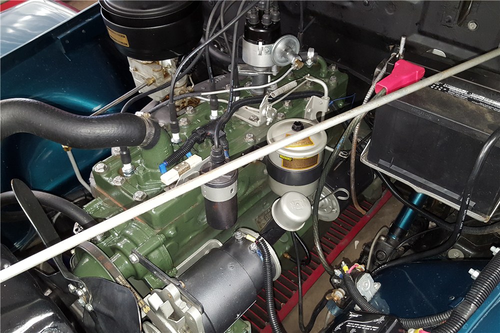 1955 WILLYS JEEP PICKUP - Engine - 212875