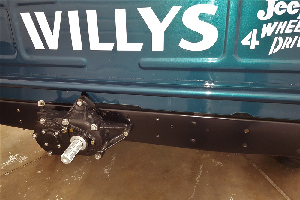 1955 WILLYS JEEP PICKUP - Misc 1 - 212875