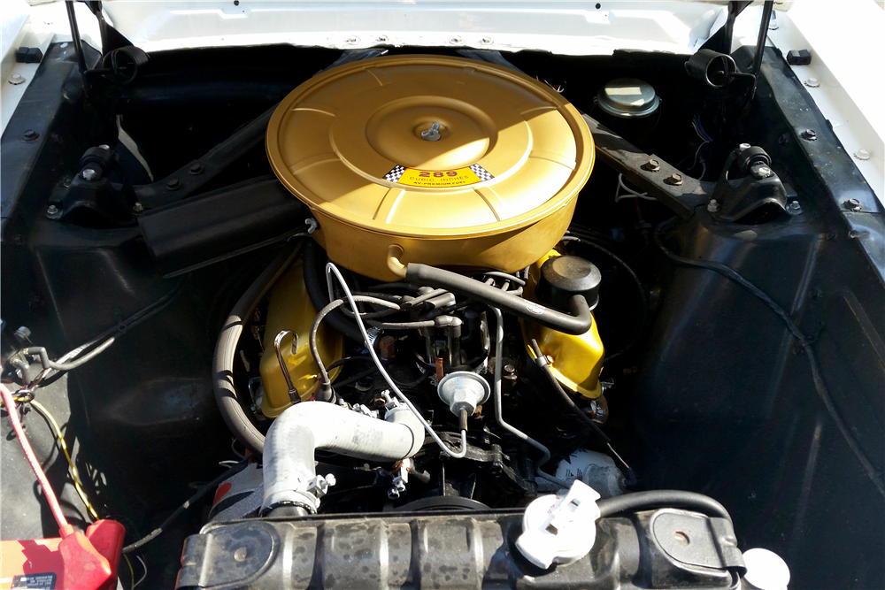 1965 FORD MUSTANG GT - Engine - 212919