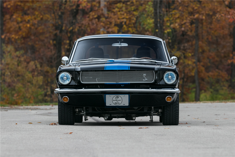 1965 FORD MUSTANG CUSTOM FASTBACK - Misc 2 - 213004