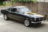 "1965 FORD MUSTANG FASTBACK ""HERTZ RECREATION"" -  - 21308"