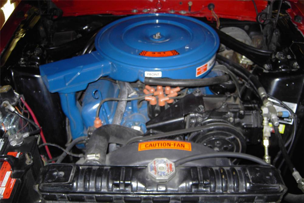 1969 FORD MUSTANG FASTBACK - Engine - 21310