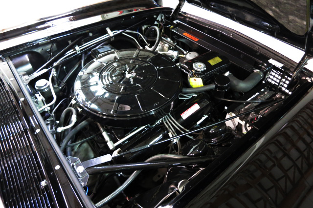 1963 LINCOLN CONTINENTAL CONVERTIBLE - Engine - 213251