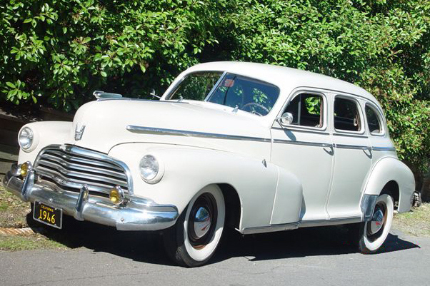 1946 chevrolet fleetmaster 4 door sedan 21331