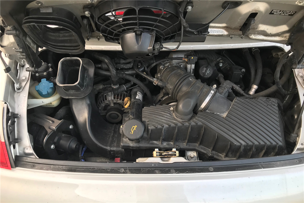 2004 PORSCHE 911 CARRERA - Engine - 213311