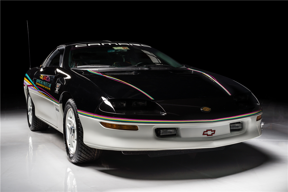 1993 CHEVROLET CAMARO Z/28 INDY PACE CAR - Misc 1 - 213418