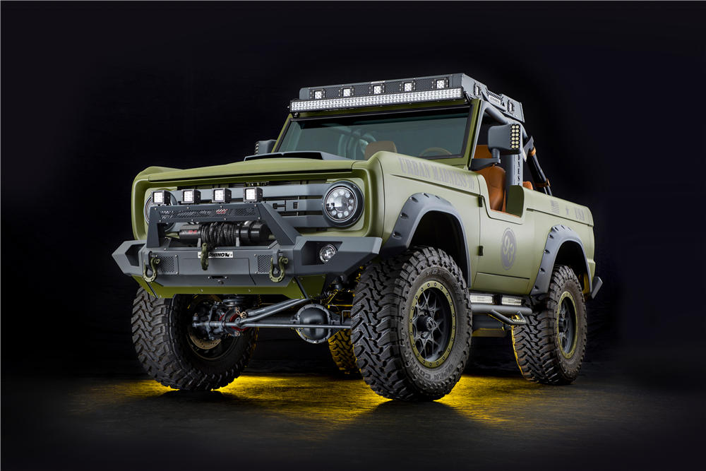 1969 FORD BRONCO CUSTOM 4X4 - Misc 2 - 213471