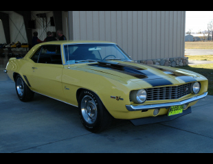 1969 CHEVROLET CAMARO Z/28 COUPE -  - 21352