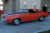 1969 CHEVROLET CAMARO Z/28 RS COUPE -  - 21355