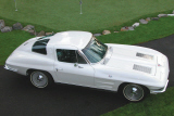 1963 CHEVROLET CORVETTE COUPE -  - 21365