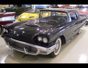 1958 FORD THUNDERBIRD COUPE -  - 21388