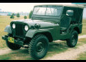 1952 WILLYS M-38A1 CONVERTIBLE -  - 21391