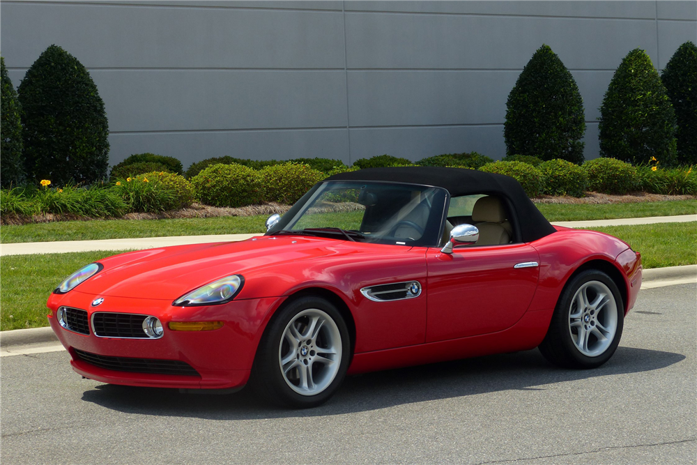 2001 BMW Z8 CONVERTIBLE - Misc 4 - 213944