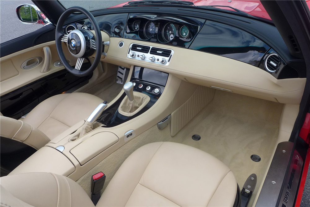 2001 BMW Z8 CONVERTIBLE - Misc 2 - 213944