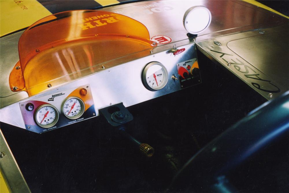 1978 ALFA ROMEO SPIDER RACE CAR - Interior - 21420