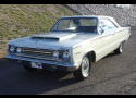 1967 PLYMOUTH BELVEDERE RP 23 FACTORY SUPER STOCK -  - 21452