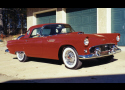 1956 FORD THUNDERBIRD CONVERTIBLE -  - 21467