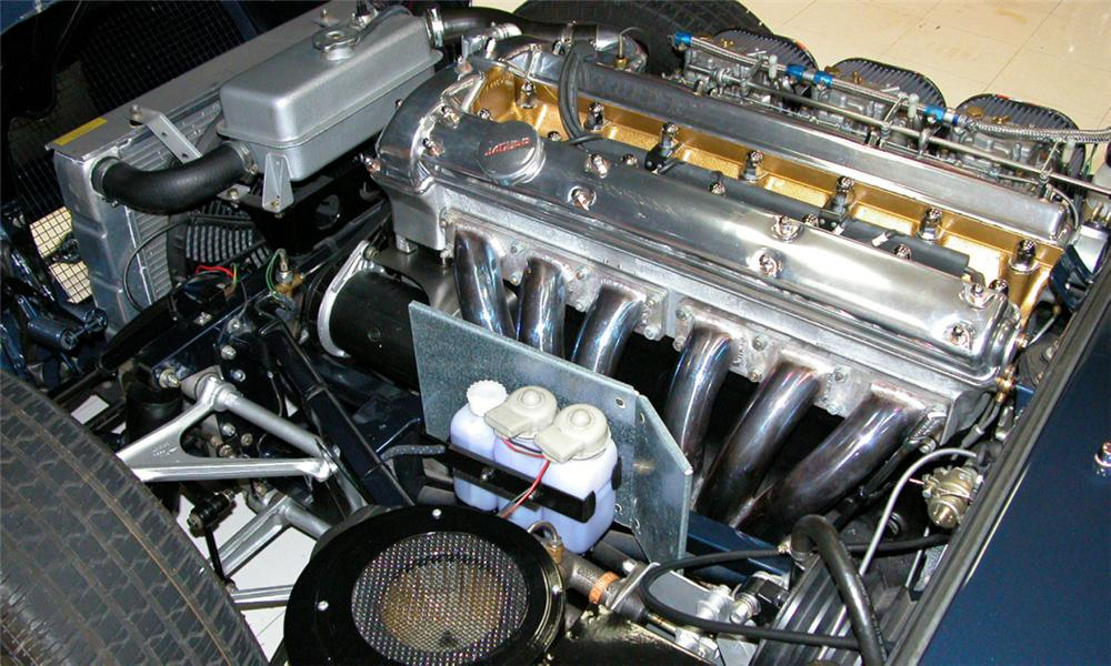 1964 JAGUAR XKE CONVERTIBLE - Engine - 21474