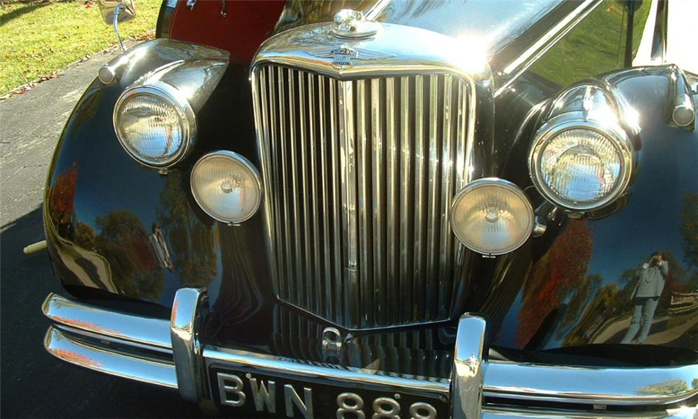 1951 JAGUAR MARK V CONVERTIBLE - Engine - 21479