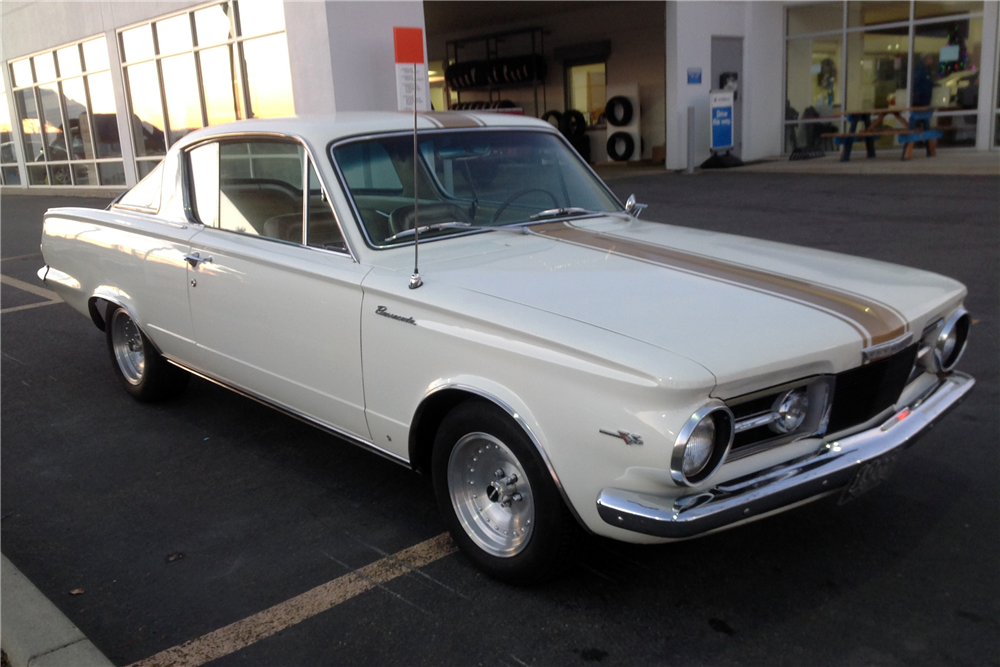 1965 PLYMOUTH BARRACUDA - Misc 1 - 215020