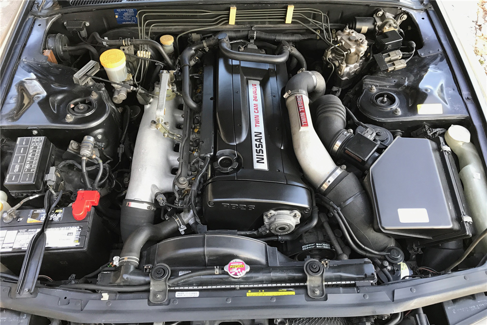 what engine is in a gtr