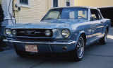 1966 FORD MUSTANG GT CONVERTIBLE -  - 21504