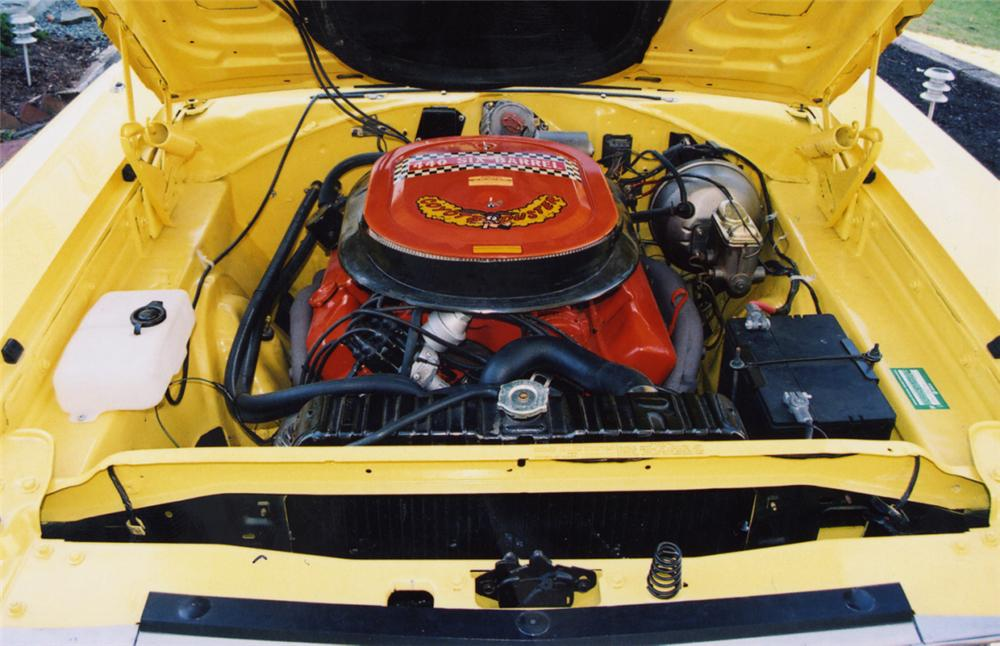 1970 plymouth road runner coupe engine 21505