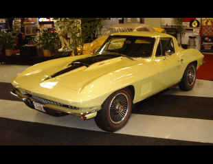 1967 CHEVROLET CORVETTE 427/435 COUPE -  - 21507